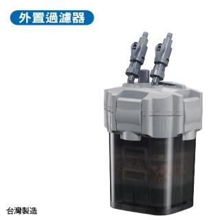 【ISTA 伊士達】圓桶 外置過濾器 720L/H