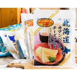【本格派】北海道十勝起司條68g(來自日本香醇滋味)