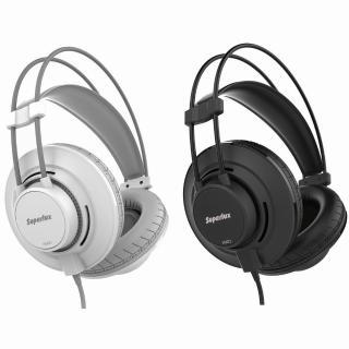 【Superlux】複合式材質頭戴式耳機(HD672)