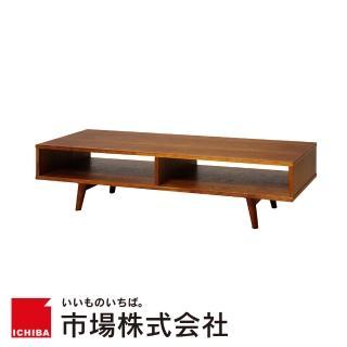 【日本 ICHIBA】ICHIBA 簡約木質系電視櫃- 二格(日本品牌/茶几/電視櫃/收納電視櫃)