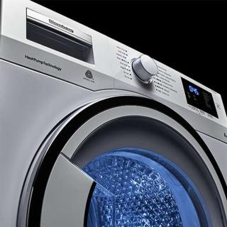 【Blomberg 博朗格】◆全新雙Ai智能控制◆日曬機(8公斤歐規熱泵式乾衣系統)