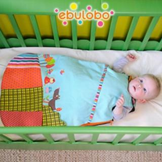 【ebulobo】大野狼保暖睡袋