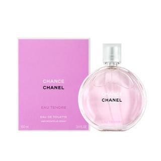 【CHANEL 香奈兒】CHANCE 粉紅甜蜜 淡香水 100ml