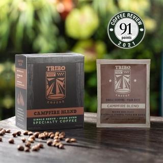 【TRIBO COFFEE】營舞綜合豆 精品濾掛式咖啡/ 掛耳包(11g x 5包)