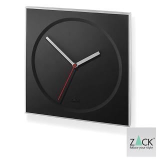 【歐洲名牌時鐘】德國ZACK-時尚極簡鐘《歐型精品館》(316-18/10不鏽鋼-簡約時尚造型/掛鐘/壁鐘/吊掛鐘)