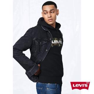 【LEVIS】男款 帽T / 迷彩Logo
