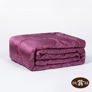 【岱妮蠶絲】精美數位印花絲棉緞蠶絲涼被0.7KG(古色豹紋)