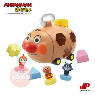 【ANPANMAN 麵包超人】麵包超人號軟軟拼圖(2歲-)