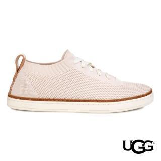 【UGG】Sidney 輕量針織布休閒鞋(透氣運動鞋)
