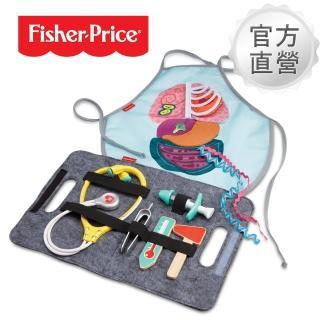 【Fisher-Price 費雪】角色扮演-醫生與病人