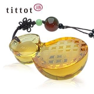 【tittot 琉園】交響福祿_展示(琉璃、禮物、玻璃、水晶、藝術品、企業、送禮、交響、擺飾)