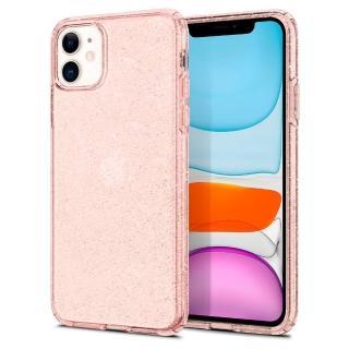 【Spigen】iPhone 11 Liquid Crystal-手機保護殼(輕薄 透明 防摔殼 軍規保護)