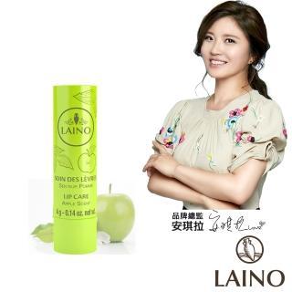 【法國LAINO芭朵集團】然諾蘋果香水護唇膏4g(1入)