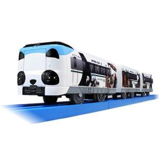 【PLARAIL】#S-24 287 熊貓列車(PLARAIL鐵道王國)