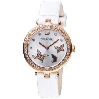 【SWAROVSKI 施華洛世奇】Octea Lux Chrono手錶(5452504)