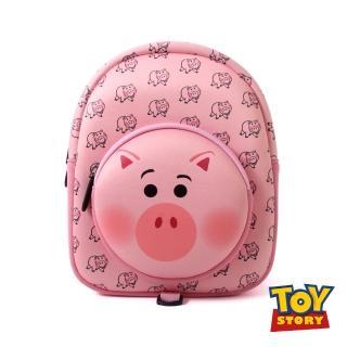 【Disney 迪士尼】玩具總動員防走失兒童背包-火腿款(DHF18450-G)