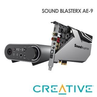 【Creative】SOUND BLASTERX AE-9 音效卡