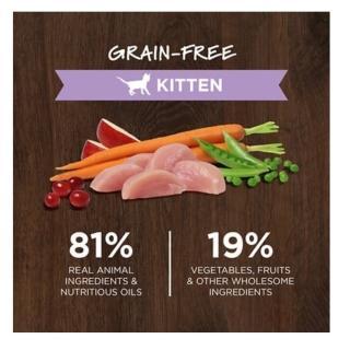 【Instinct原點】雞肉無穀幼貓配方4.5lb(WDJ 貓飼料 無穀飼料 不含麩質 肉含量高)