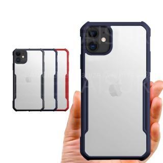 【XUNDD 訊迪】for iPhone 11 6.1 生活簡約雙料手機殼