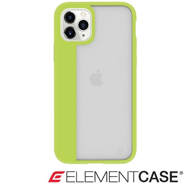【Element Case】iPhone 11 Pro Illusion(輕薄幻影軍規殼 - 活力綠)
