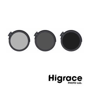 【Higrace】HD MRC 投入式 ND64CPL 95mm 濾鏡(公司貨)