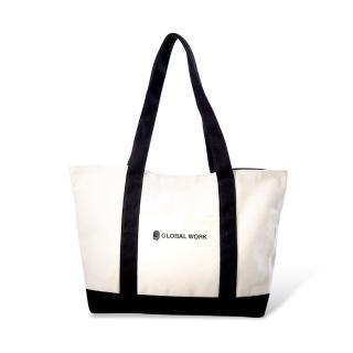 【GLOBAL WORK】日系帆布托特包