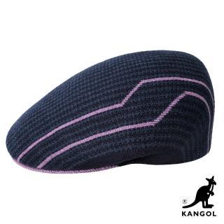 【KANGOL】504 SWITCHBOARD 鴨舌帽(深藍色)