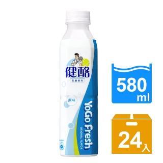 【金車/伯朗】乳酸飲料580ml-24瓶/箱