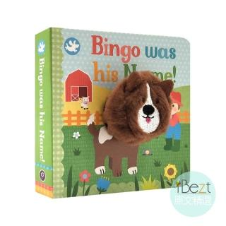 【iBezt】Bingo Was His Name(Little Learners Finger Puppet Book)