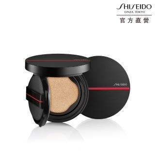【SHISEIDO 資生堂國際櫃】超進化持久氣墊盒(不含蕊)