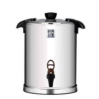 【zushiang 日象】8L不鏽鋼保冰保溫茶桶-棕色(ZONI-SP01-8LB)