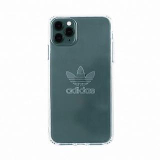 【adidas 愛迪達】iPhone 11 Pro 大三葉草透明手機殼
