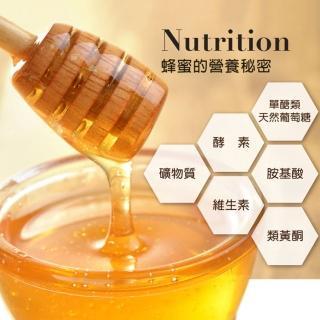 【蜜蜂工坊】黃金蜂蜜700g 4入組