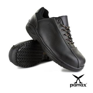 【PAMAX 帕瑪斯】高抓地力工作安全鞋(PA03301FEH黑 /男女)