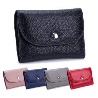 【玩皮工坊】真皮輕薄隨身零錢包硬幣包收納包LH650(5色可選)