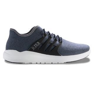 【V-TEX】時尚針織耐水鞋防水鞋 地表最強耐水透濕鞋 - 石岩灰(女)