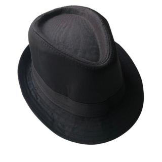 【橘魔法】氣質紳士帽(爵士帽 西裝小禮帽 西裝帽 禮帽 橘魔法 童帽)