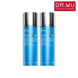 【DR.WU 達爾膚】玻尿酸保濕精華化妝水150ML(清爽型-2入組)