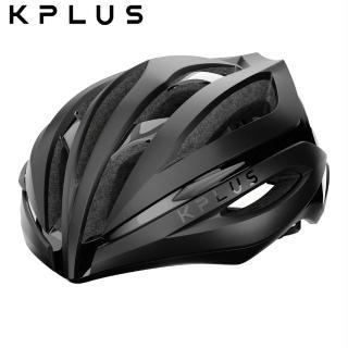 【KPLUS】單車安全帽S系列公路競速-SUREVO Helmet-霧黑