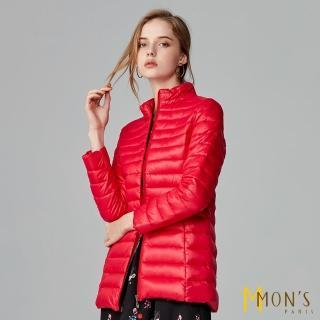 【MON'S】極致輕量羽絨棉保暖外套(多款任選)