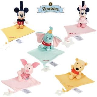 【Zoobies】美國ZOOBIES X DISNEY迪士尼三合一安撫玩偶-經典角色(安撫玩偶/迪士尼造型/經典角色)