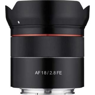 【韓國SAMYANG】AF 18mm F2.8 大光圈自動對焦鏡頭(公司貨 Sony-E接環)