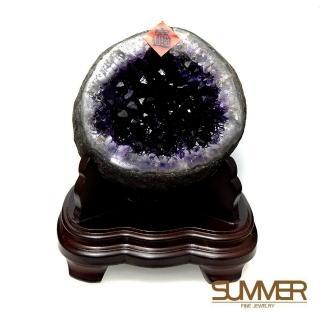 【SUMMER 寶石】天然烏拉圭紫晶洞2公斤(隨機出貨)