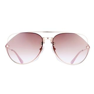【FOR ARTS SAKE】CASINO 雙樑鏤空太陽眼鏡(CASINO 輕香檳)
