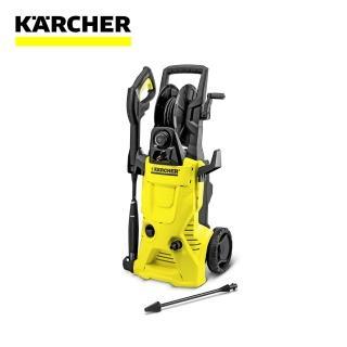 【KARCHER 凱馳】頂級款高壓清洗機 Karcher K4P PREMIUM ///德國凱馳台灣公司貨///
