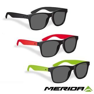 【MERIDA 美利達】自行車休閒款護目鏡(太陽眼鏡/墨鏡/抗UV/路跑/單車/自行車)