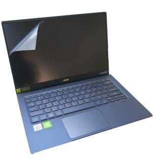 【Ezstick】ACER Swift 5 SF514-54 GT 靜電式筆電LCD液晶螢幕貼(可選鏡面或霧面)