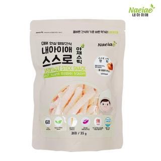 【韓國Naeiae】無添加寶寶米棒(建議7個月以上適吃)