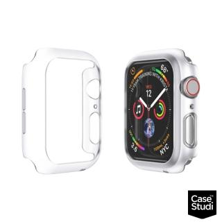 【CaseStudi】Explorer Apple Watch 40mm Series4/5 霧透白 保護殼(AppleWatch保護殼)