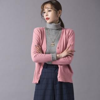 MissK韓國連線慕斯雪柔雙股12針織外套